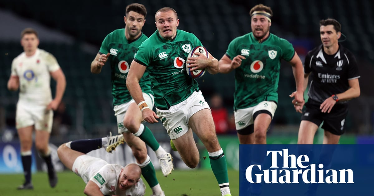 Ireland name Six Nations squad with injured Jacob Stockdale missing out