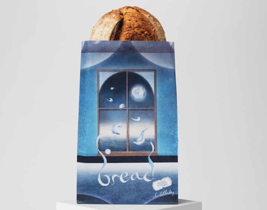 Artisanal bread at the Design Museum's Essentials Store