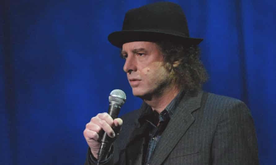 'I'm just me after a bit of time has gone by' ... Steven Wright.