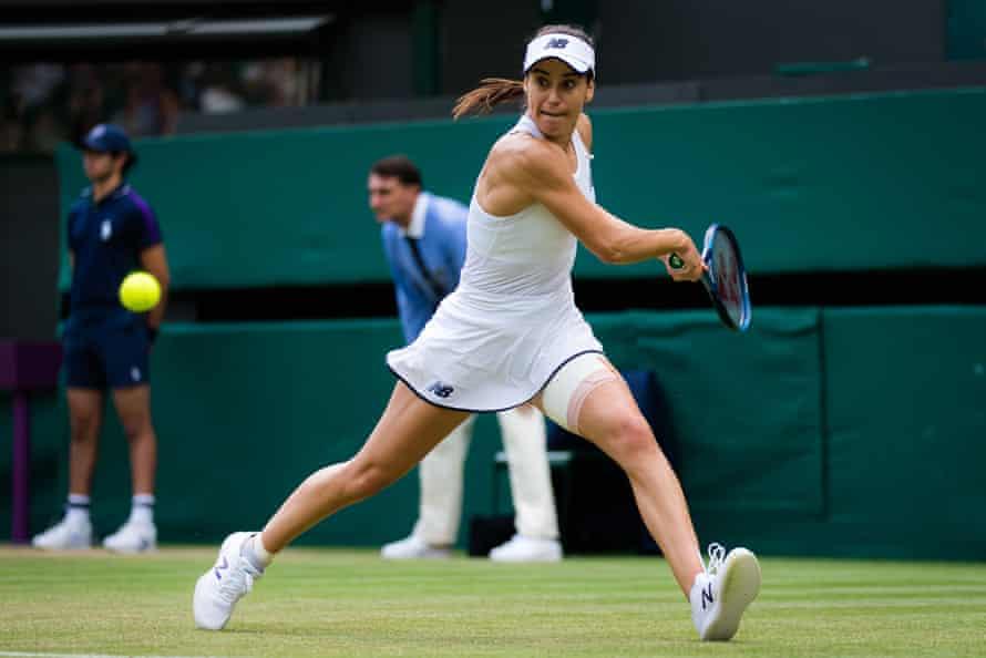 Sorana Cirstea will facce Emma Raducanu in the next round after the Romania's win over Victoria Azarenka.