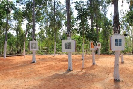 Gapan gallery, Garma
