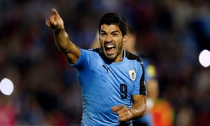 Luis Suárez is set to form a formidable striking partnership with Edinson Cavani in Russia.