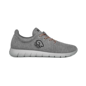 Giesswein's trainers are made sustainably, which means no wastage, and using recycled water and renewable resources. They also are made from cruelty-free merino wool, sourced only from farmers who hold a mulesing-free certification. Merino runners, £116, uk.giesswein.com