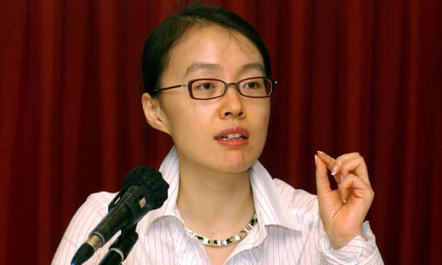 Chu Lam Yiu, 46, chairs Huabao International Holdings