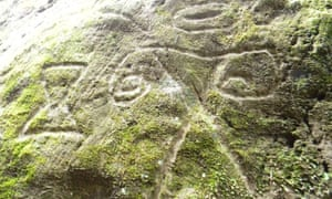 Montserrat's National Trust is announcing the discovery of pre-Columbian petroglyphs, the first find of its kind on the island in the east Caribbean.