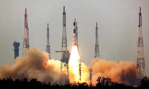 India successfully launches first hi-tech telescopes into space