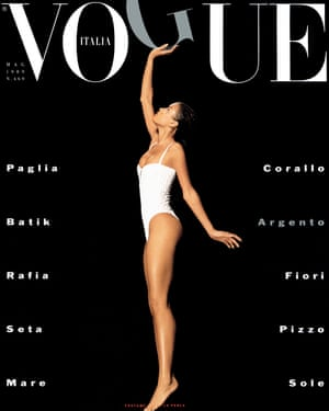 Veronica Webb's beauty is only rivalled by her intelligence and her kindness. An accomplished actor, model, TV host and writer, Webb – like her contemporary Cindy Crawford – was one of the first models to move away from modelling and pursue other interests in front of and behind the camera. This photo of Veronica is by Albert Watson, for Vogue Italia in May 1989.Supreme Models: Iconic Black Women Who Revolutionised Fashion is out now.