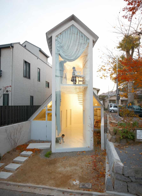 Ohouse, designed by Mitsutaka Kitamura