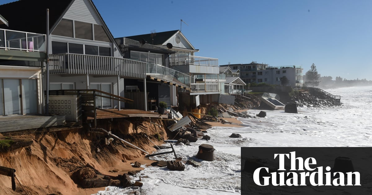 Are Seawalls The Best Answer To Rising Sea Levels Or Is Retreat - How high is my house above sea level uk