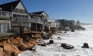 June's devastating storms damaged beachfront homes on Sydney's northern beaches