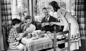 """'I saw my mother's life in context – being told that she was only smart enough to be """"the secretary""""; that appealing to men was paramount; and that being a good mother meant baking the damn cookies.'"""