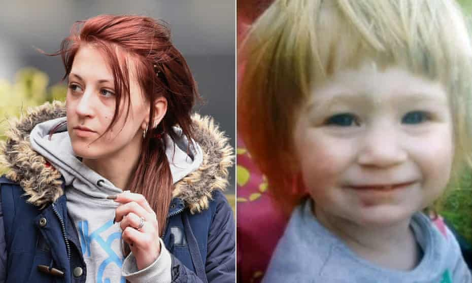 Kathryn Smith was jailed for life after being convicted of killing her daughter, Ayeeshia-Jayne.