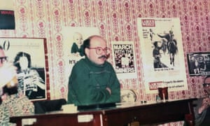 Martin Jacques in 1985, during his time as editor of Marxism Today