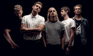 Australian rock band the Rubens, who placed at No1 of the Triple J Hottest 100 2015, announced on 26 January.