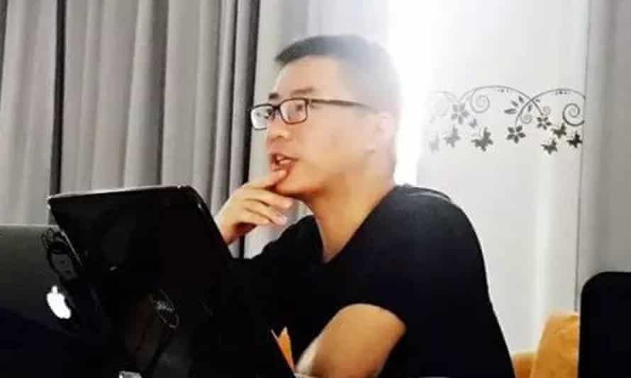 Jia Jia, Chinese journalist who disappeared as he was about to board a flight from Beijing