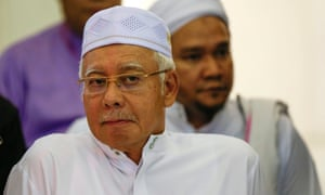 Prime minister Najib Razak has denied accusations that he stole money from state fund 1MDB.
