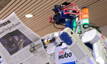 News robot