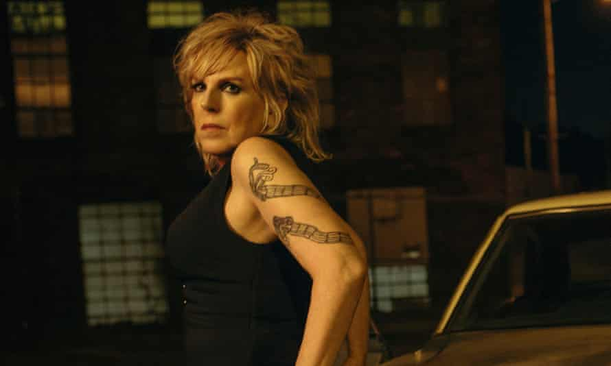 'It's time to tell my truth' … Lucinda Williams.