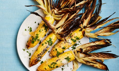 Yotam Ottolenghi's late-summer sweetcorn recipes