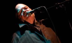Pere Ubu performing in London