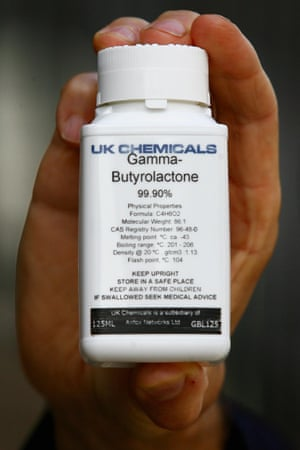 Gamma-butyrolactone, or GBL, is one of the drugs used in chemsex.
