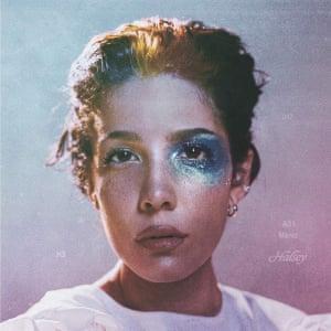 Halsey: Manic album cover