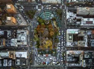 Union Square Park, New York