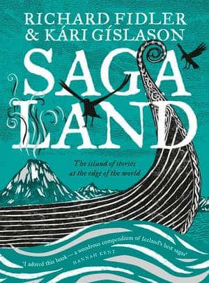 Saga Land by Richard Fidler and Kári Gíslason