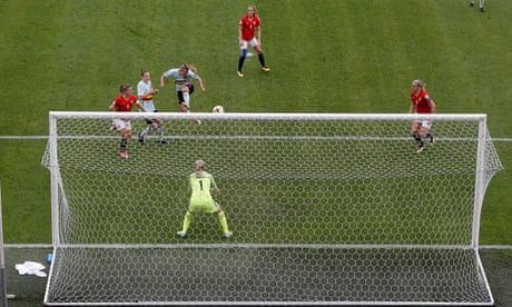 Norway in danger of elimination after Belgium defeat at Women's Euro 2017