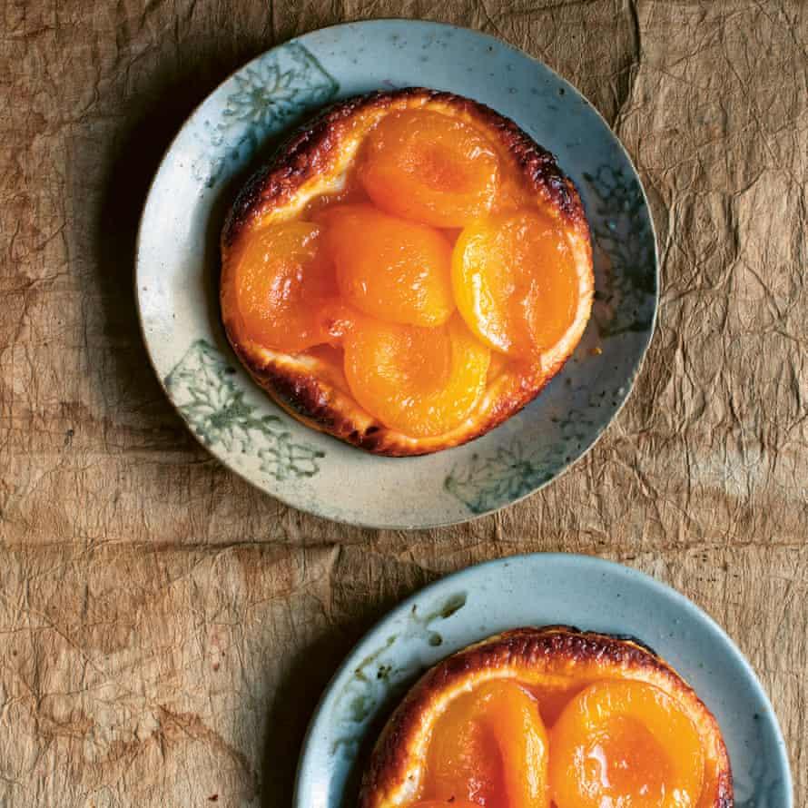 Nigel Apricot Tarts