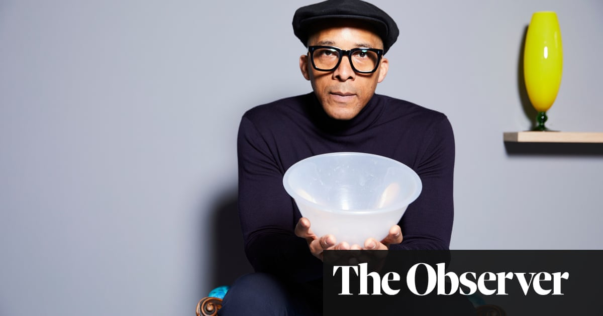 Jay Blades: 'When I was at rock bottom, I ate a box of Farley's Rusks. It was joyous'