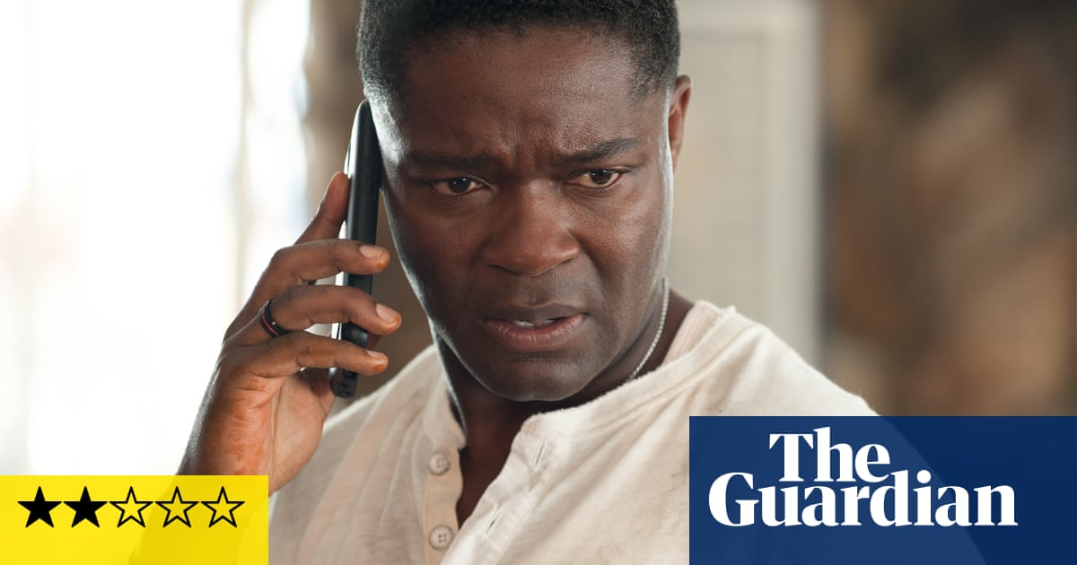 Dont Let Go review – tricksy time-warp murder mystery