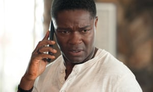 An intelligent performance amid the daftness … David Oyelowo in Don't Let Go.