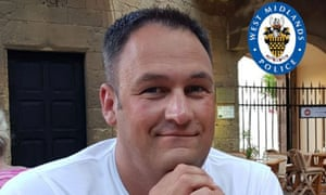 PC Gareth Phillips