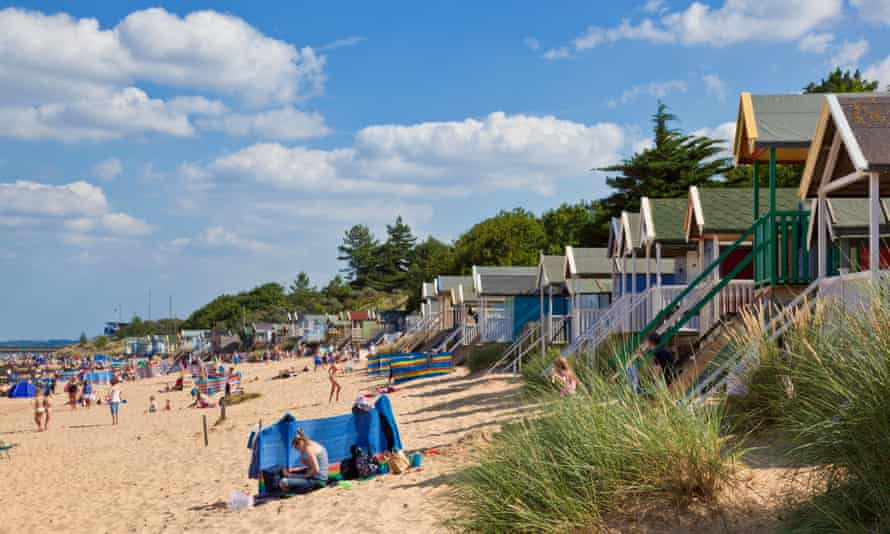 Norfolk is one of the mainstays of British tourism and is already being booked up.