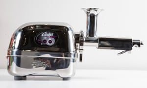 The Angel Juicer 8500s