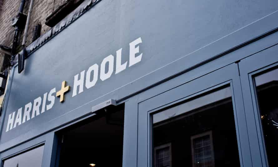 Harris + Hoole has 463 outlets, including 29 in Tesco stores, and employs more than 500 people.