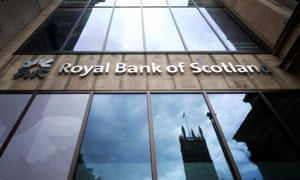 Royal Bank of Scotland branch on Princes Street, Edinburgh