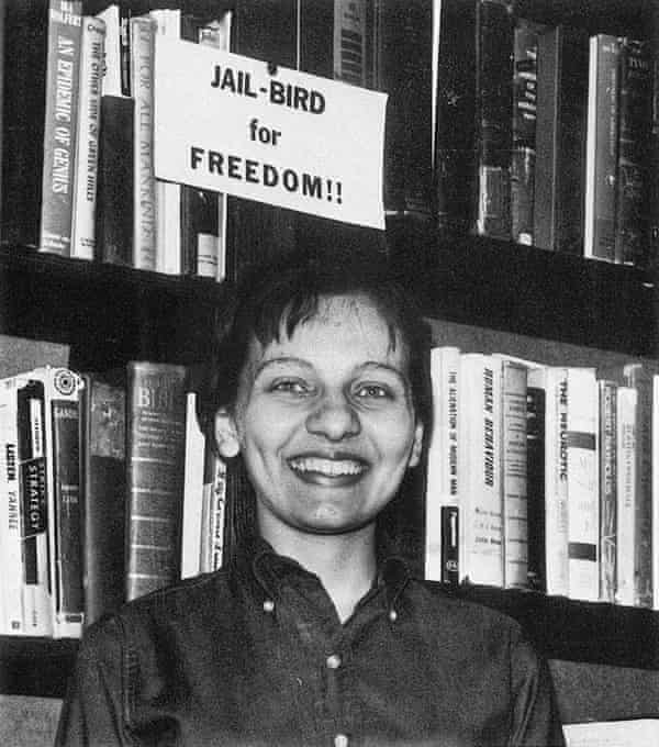 Diane Nash was chair of the Student Nonviolent Coordinating Committee and as such was nearly jailed for two years in 1962 aged just 24.