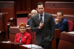 Senator Matt Canavan