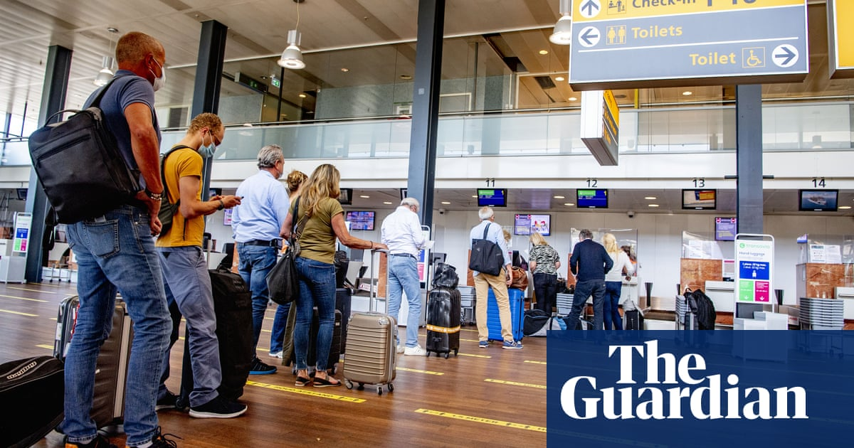 England set to remove final countries from Covid travel 'red list'
