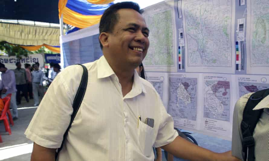 Kem Ley was an outspoken critic of the government and was respected by young people.