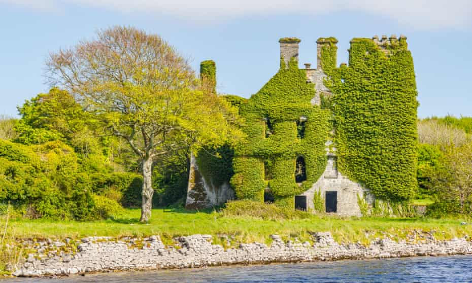 Menlo Castle, Galway, Ireland