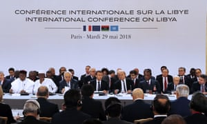 Calendrier Meeting Macron 2019.Libyan Factions Agree To Hold Elections On 10 December