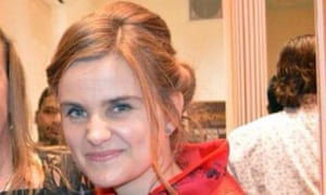 Jo Cox, who was killed in West Yorkshire on Thursday.