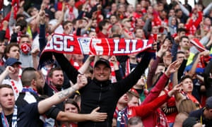 Lille were nearly relegated last season but now they have their sights set on the Champions League.