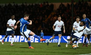 Steven Davies scores Rochdale's stoppage-time equaliser