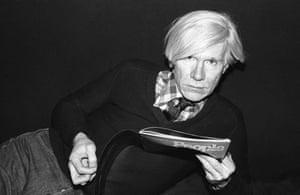 Andy Warhol, 1978