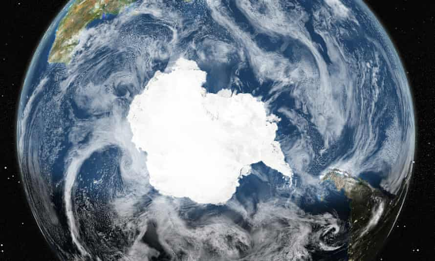 A new study reveals extreme and abrupt climate shifts in Antarctica's interior.