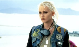 Lori Petty in Tank Girl, 1995.